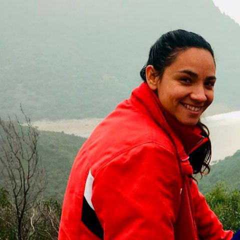 Member of the team of the Aprisco de Las Corchuelas, with formation in gardening, agriculture and forest sciences, working as research assistant in the field and the lab